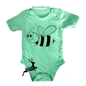 tirupur wholesale organic Cotton baby rompers Cute Infant Kids Clothes Adorable Organic Cotton Baby Christmas romper online sale