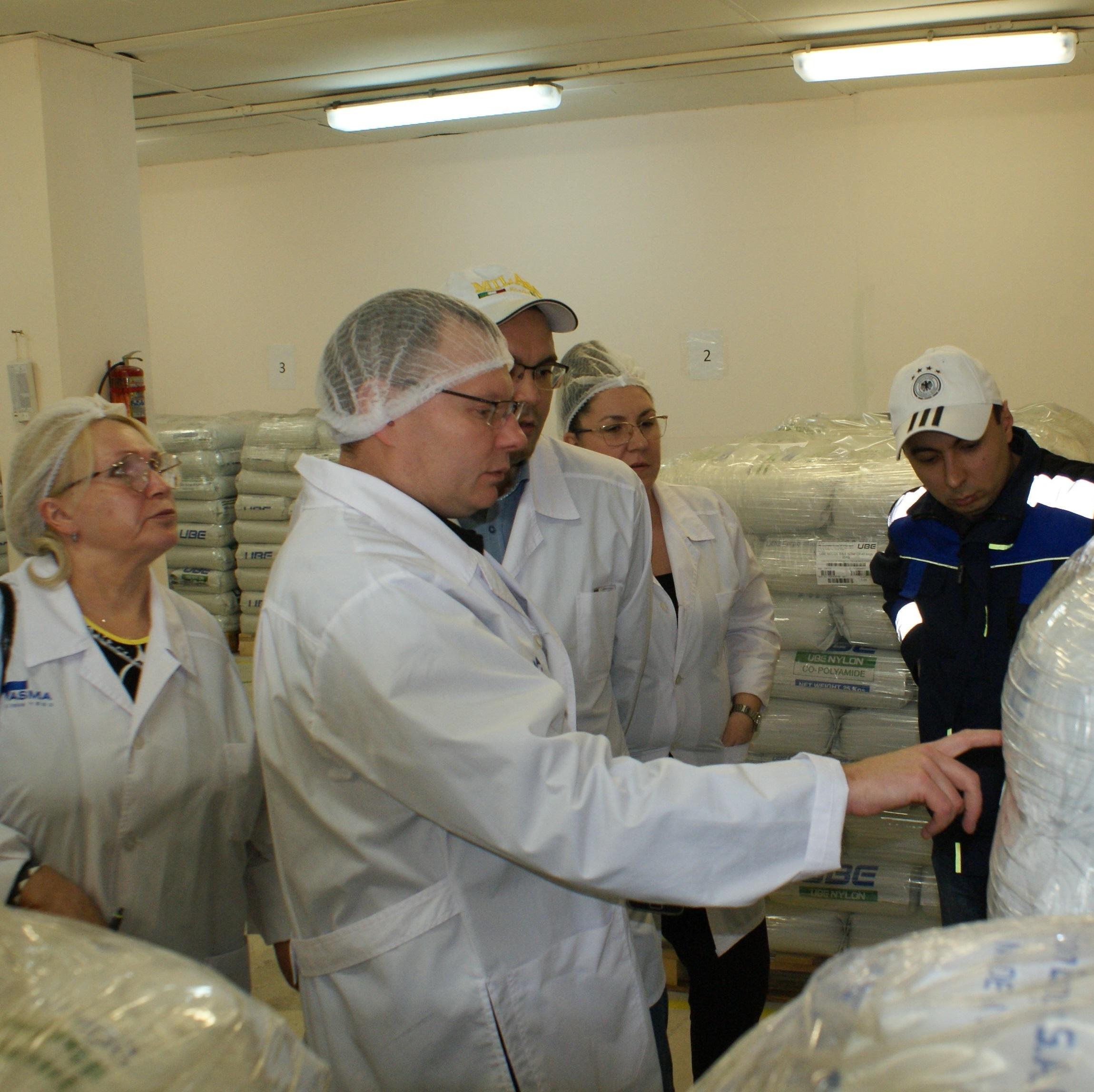 Поисковая цена на Украину и посещение фабрики