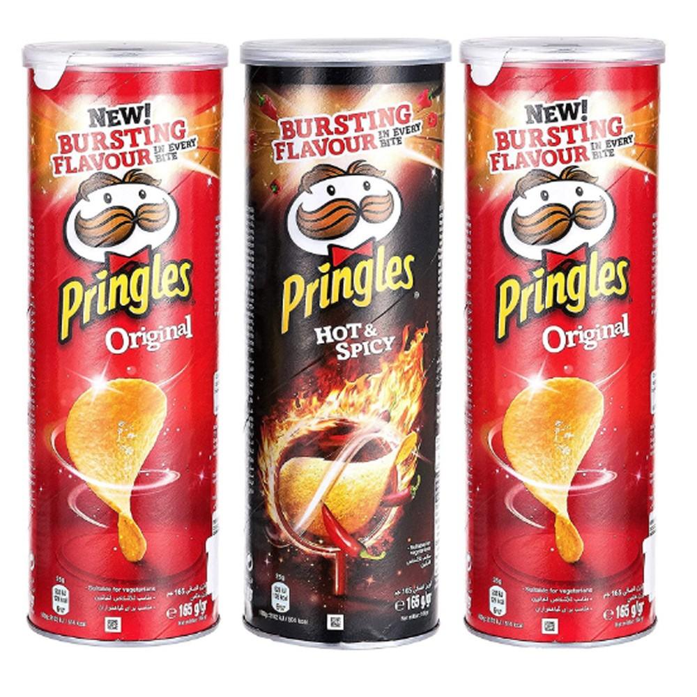 Pringles Patates Cipsi Tüm Tatlar - Buy Pringl Patates Çip,Pringles Patates Cipsi 165g,Pringles Patates Cips Için Satış Product on Alibaba.com