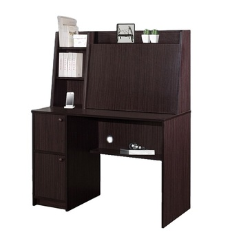 Contemporary Malaysia Office Furniture Writing Study Table Desk & Storage ST1006