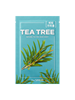 الشاي الطبيعي شجرة قناع ورقة 10 قطعة