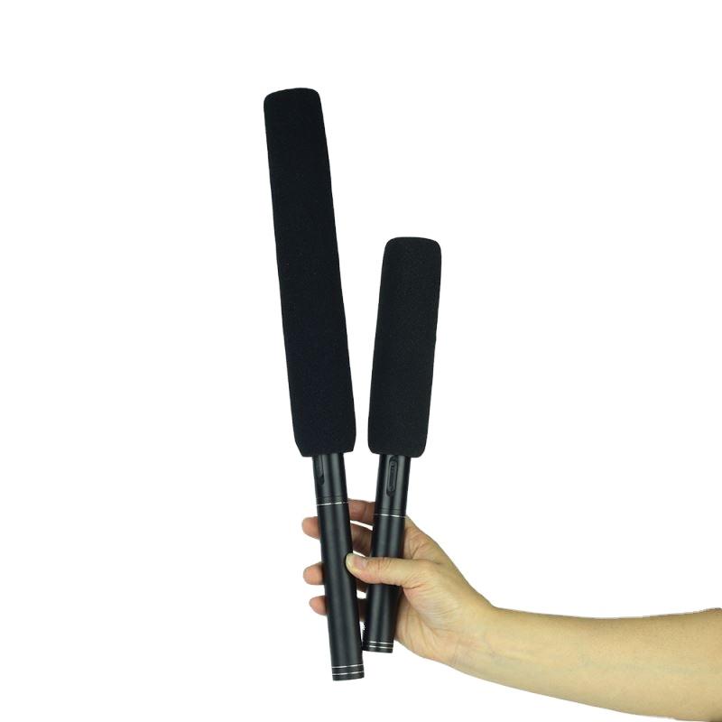 Реалистичный неработающий реальный вид пластиковый поддельный Idol новость микрофон опора