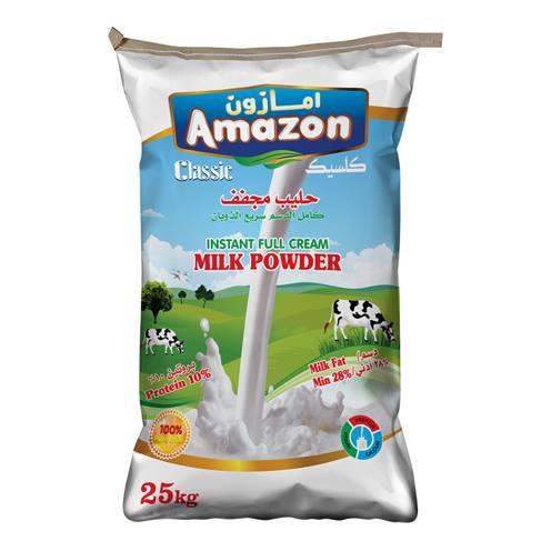 امازون كلاسيك مسحوق حليب 25 كجم حقيبة Buy Amazonmilkpowder25kg أفضل الحليب مسحوق الإمارات مسحوق الحليب في 25 كجم أكياس Product On Alibaba Com