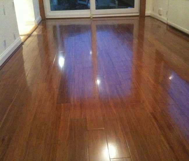 High Gloss Laminate Flooring For