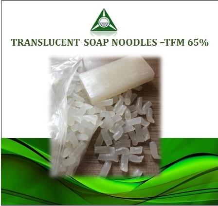 Translucent Soap Noodles