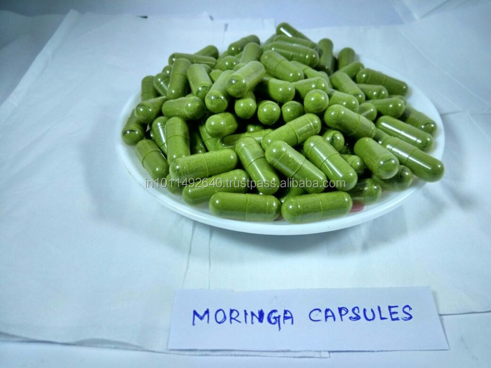 Buy Moringa Dietary Supplement Capsules