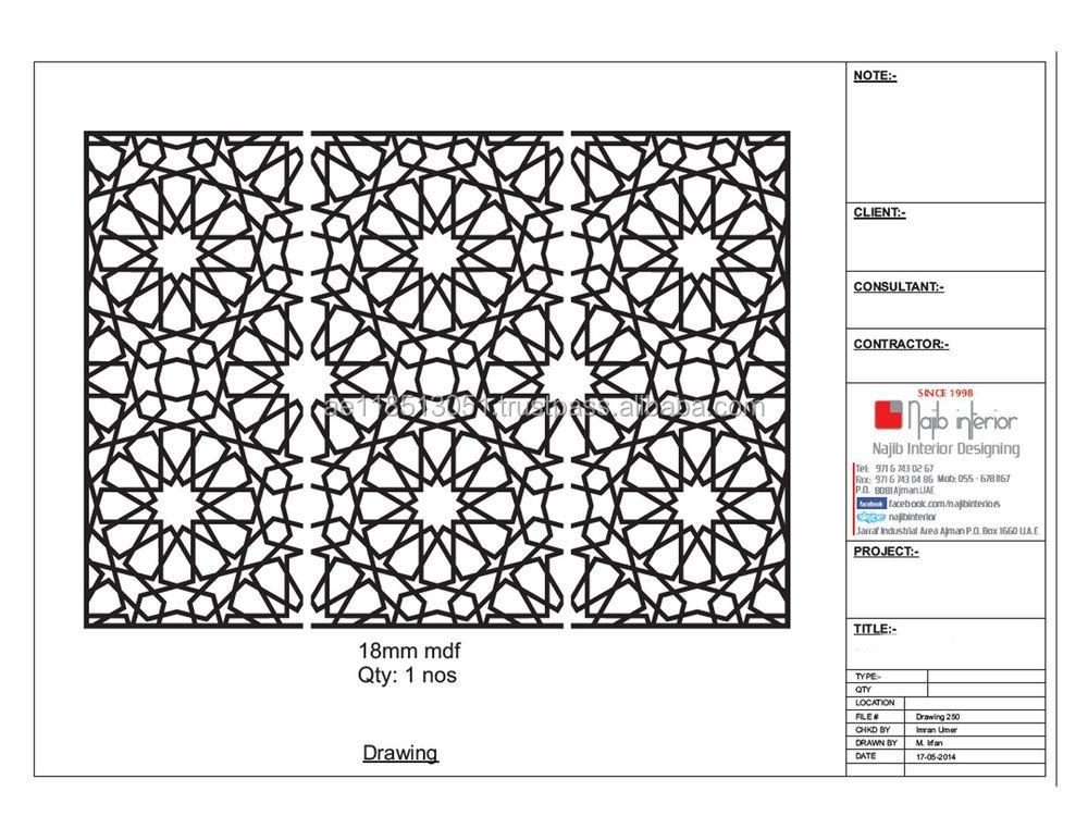 Mashrabiya Screens Room Dividers By Najib Interior Ni 048