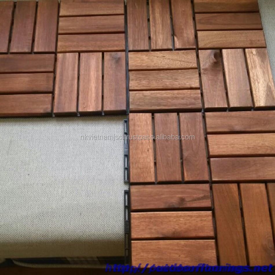 Floor Tile Cheap Price For Outdoor Furniture 12slats From Nk Vietnam Buy Floor Tile 30x30 Wooden Floor Tiles Outdoor Floor Tiles For Sale Product On Alibaba Com
