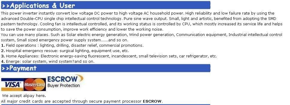 5000W Inverter onda sinusoidale pura solar power inverter 5kw inverter 12v  220v 5kw 5000w pure sine wave inverter