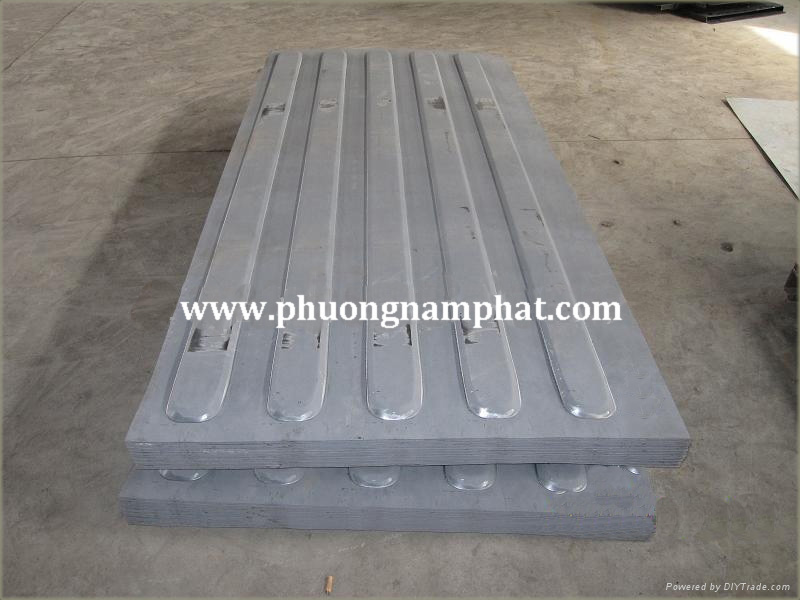 2mm Container Roof Panel User Iso Contaier Roofing View