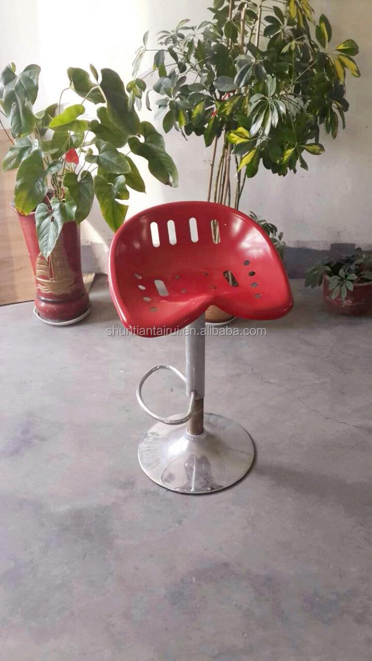 r glable tracteur tabourets de bar de si ge pivotant chrome cuisine petit rouge autres meubles. Black Bedroom Furniture Sets. Home Design Ideas