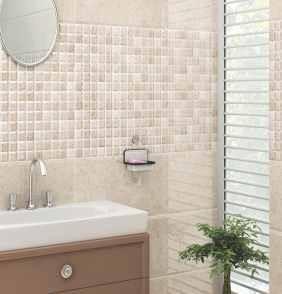 poser du carrelage mural salle de bain maison design. Black Bedroom Furniture Sets. Home Design Ideas