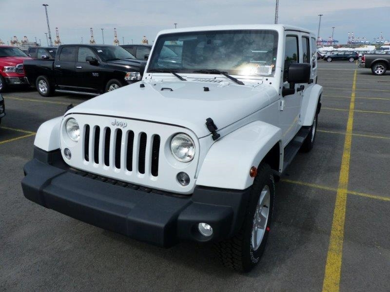 Buy jeep wrangler sahara unlimited