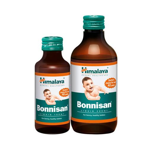 سائل Himalaya Bonnisan لصحة الأطفال مغص الرضع الإسهال آلام البطن وعسر الهضم Buy Bonnisan Syrup Himalaya Bonnisan Liquid Colic Digestive Baby Syrup Product On Alibaba Com