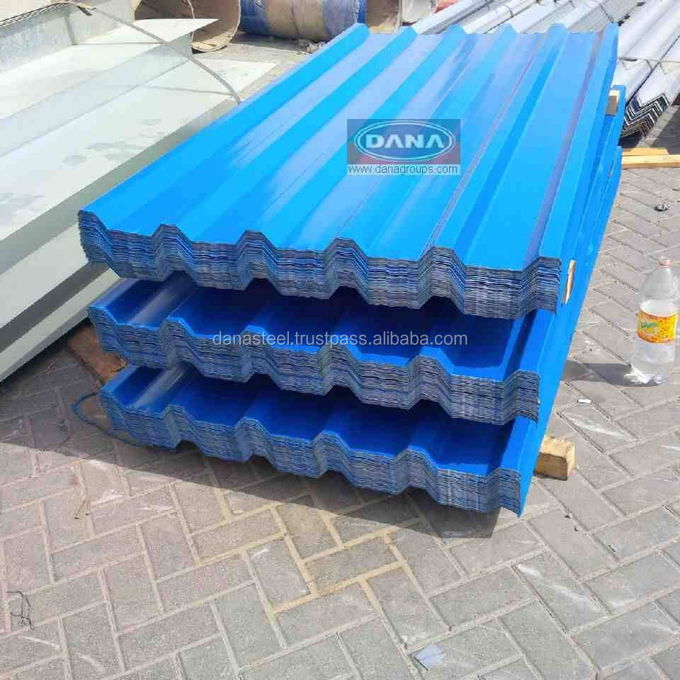 Dana Corrugated Fencing Supplier In Dubai Qatar Oman Uae