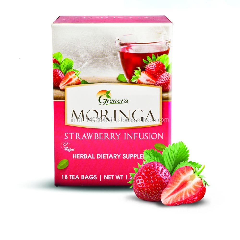 Moringa Tea Supplier in India- Health drink