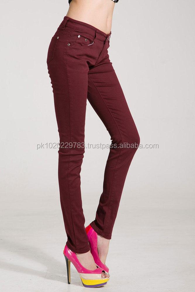 Shiv Naresh Teens Boxing Gloves 12oz: Light Blue Color Jeans Pent/ 100 % Cotton Ladies Jeans