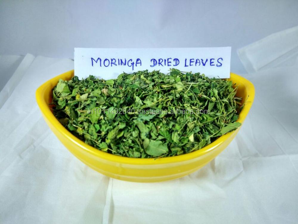 Moringa Oleifera Dried Leaf