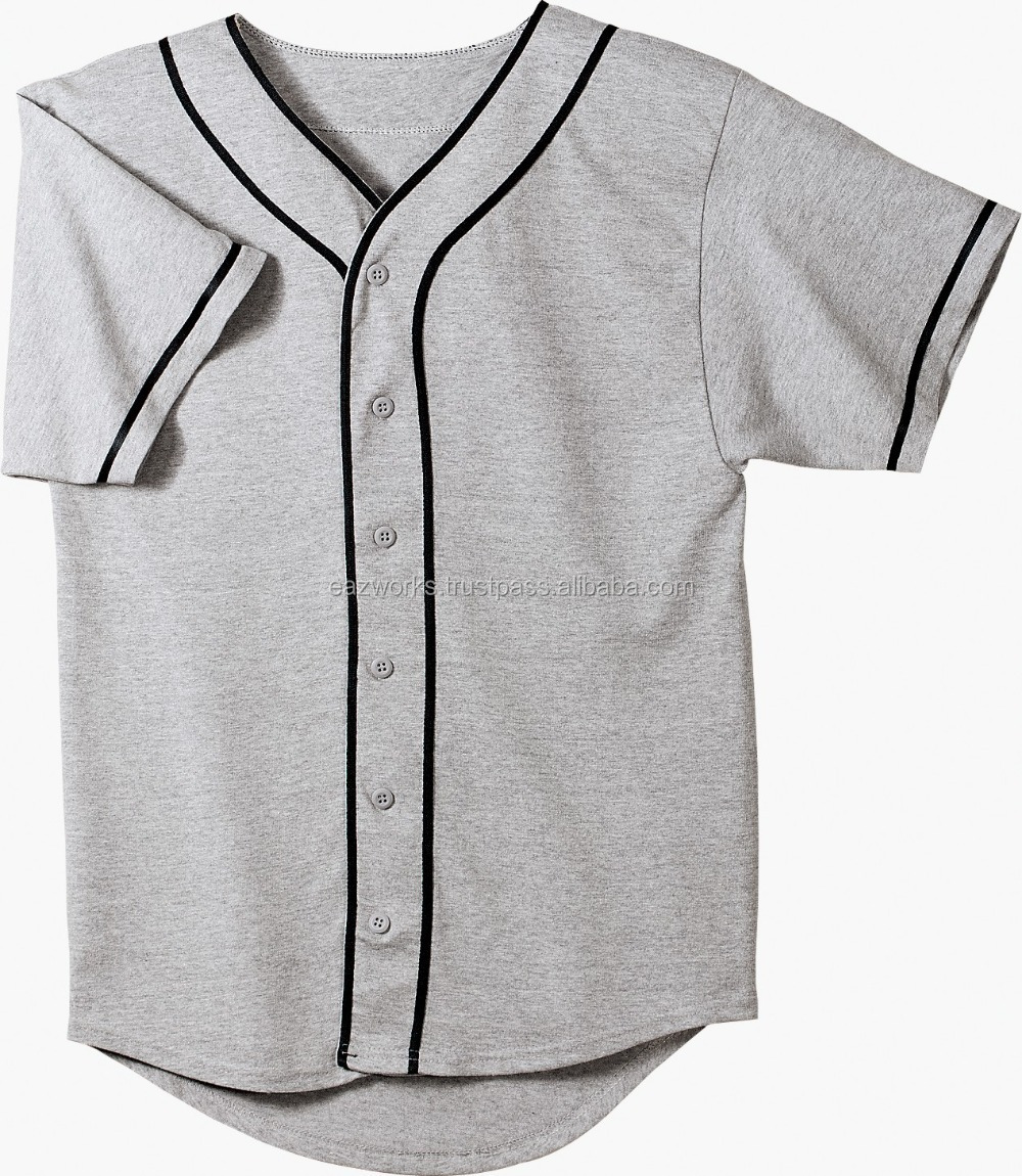 info for 2aabe 155bf Plain Baseball Jersey T Shirts