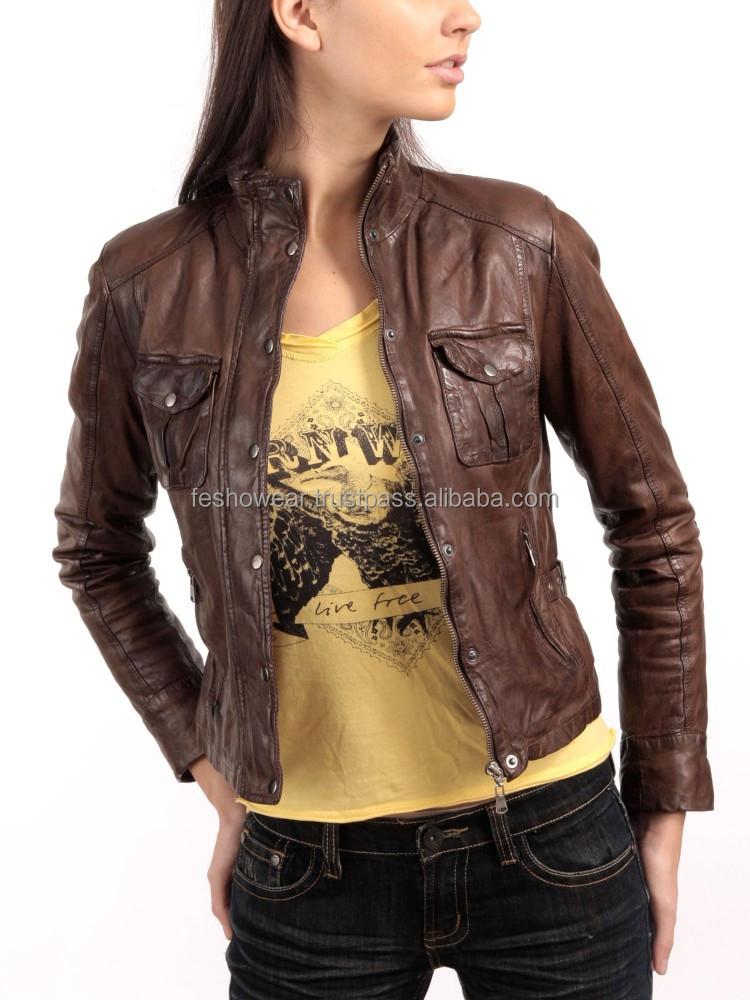 Leather jacket suppliers