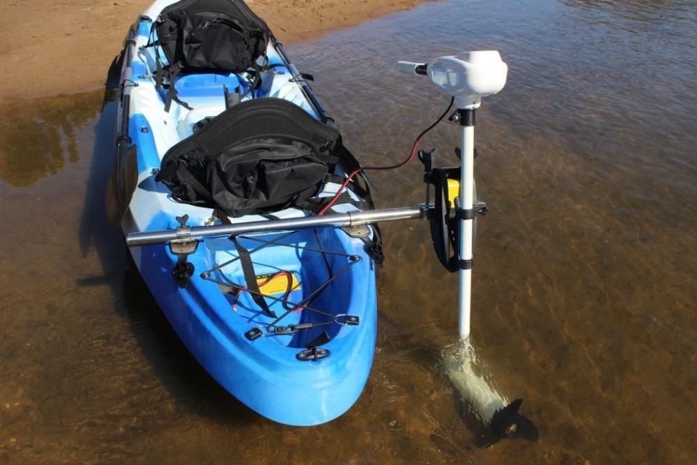kayak moteur lectrique avec moteur canoe kayak id de produit 60323546640. Black Bedroom Furniture Sets. Home Design Ideas