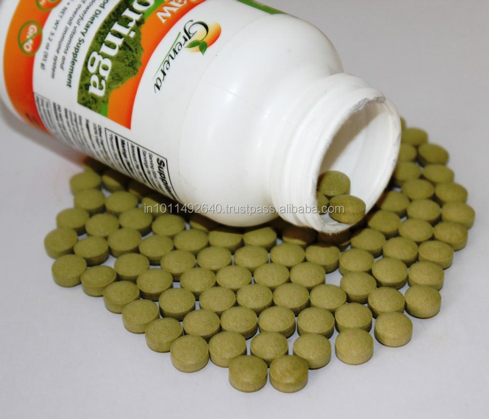 Moringa Tree Leaf Tablets Exporters - VITAMIN C SUPPLEMENT