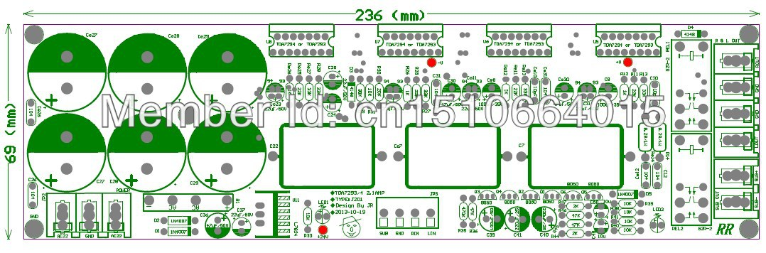 Detail Feedback Questions about diy kit 2 1 amplifier board
