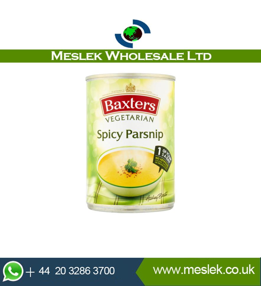 Good Food Parsnip Soup