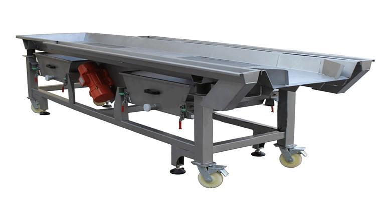 Tomato, Orange, Strawberry, Onion, Apple, Carrot Sorting Machine conveying machine