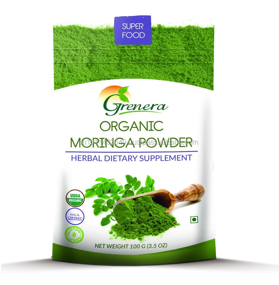 Moringa Leaf Powder for Children