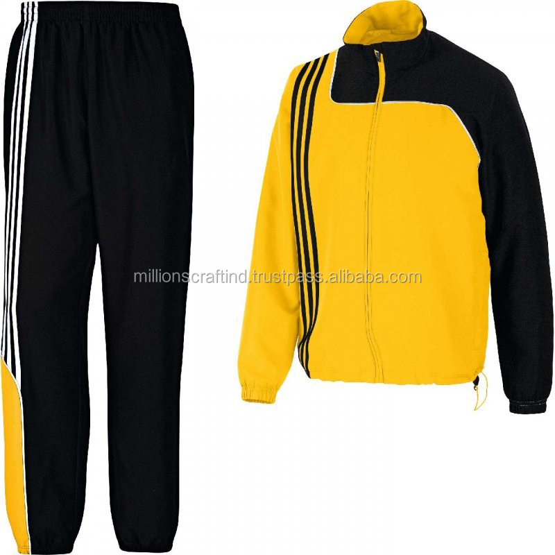 En expansión Resignación Razón  Chándal De Entrenamiento Y Jogging,Personalizado,Artesanal,Color Amarillo Y  Negro,Unisex - Buy Full Zip Tracksuit Jacket,Custom Sports Tracksuits,Cheap  Tracksuits For Women Product on Alibaba.com