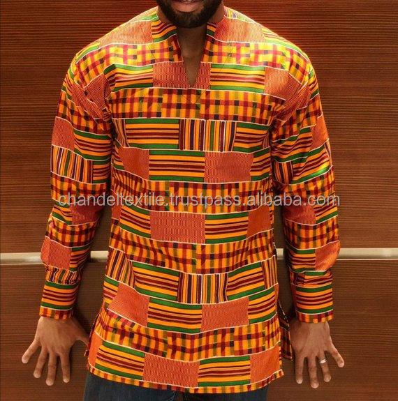 Men Shirt African Clothing African Shirt Embroidery mens wear Men Clothing