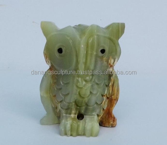 Owl statue garden statue owl carving Owl gift carved owl Owl sculpture Owl statue  owl figurine Owl figure Owl figurine statue
