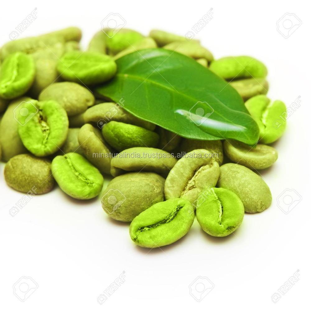 Экстракт зеленых кофейных зерен