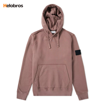 Fashion Brand New Custom Hoodies Sweatshirts Pullover Embroi Hersteller Men's Hoody
