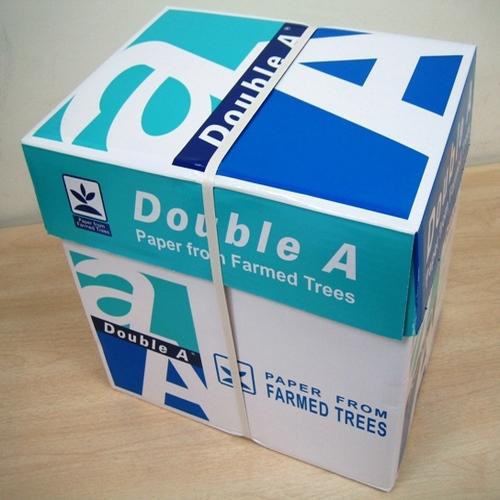 Двойная копировальная бумага А4 100% древесной целлюлозы премиум-класса