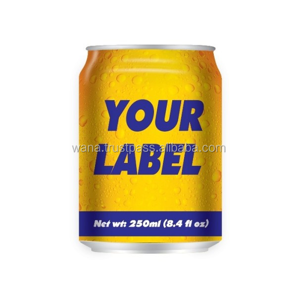 Спортивный энергетический напиток от вашей фирмы, консервированный, 250 мл