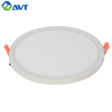 AVT Newest Design 조절 컷 홀 size 9 와트 18 와트 24 와트 recessed led panel down 빛