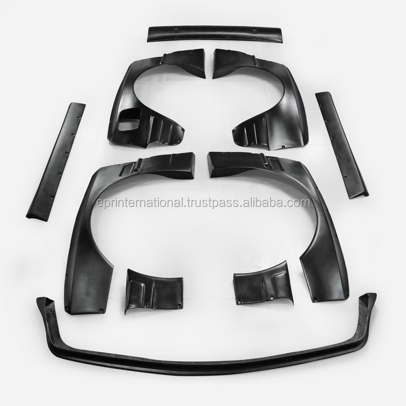 For Bmw E30 Rb Style Full Body Kit Coupe Only Frp Buy Body Kit For Bmw Rb Kit Front Fender Fiber Glass E30 Car Parts Product On Alibaba Com