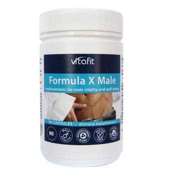 Vitafit Formula X Male | Support Masculine Sexuality and Energy