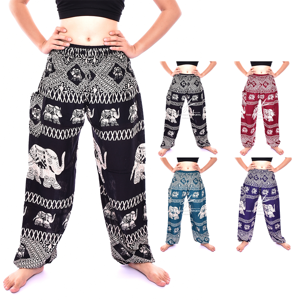 Pantalones Haren De Elefante Pantalones De Yoga Pantalones De Rayon Buy Harem Yoga Genie Pants Harem Yoga Pants Women Elephant Harem Pants Product On Alibaba Com