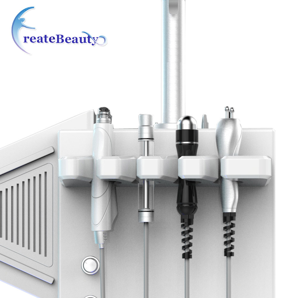 Professional ultrasonic hydra dermabrasion machine / hydro microdermabrasion facial machine
