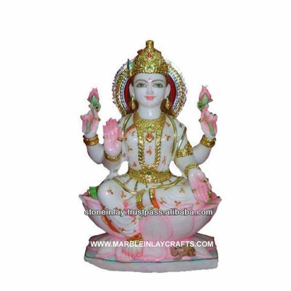 Marble Lakshmi Maa Murti Buy Goddess Laxmi Maa Statue White Marble Laxmi Maa Laxmi Mata Statue Product On Alibaba Com
