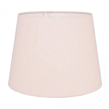 Lamp shades in low MOQ with high standard lampshades for hotel