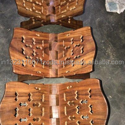 quran book stand