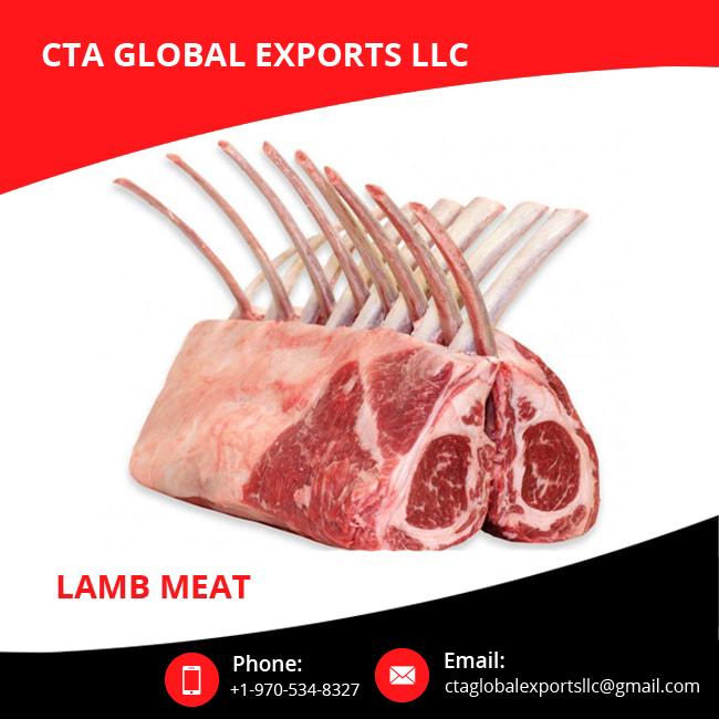 Wholesale Supply Good Quality Fresh Frozen Boneless Lamb Meat