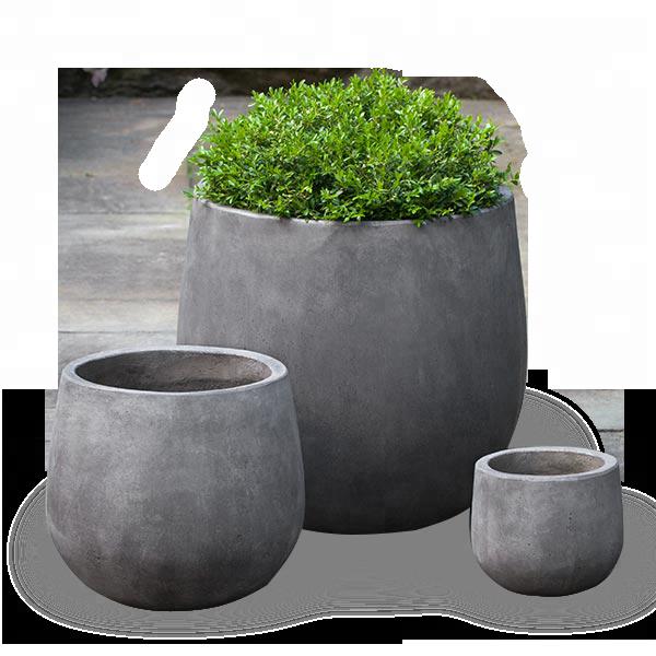 Кадки из бетона купить чем отличается цементный раствор от цементной штукатурки