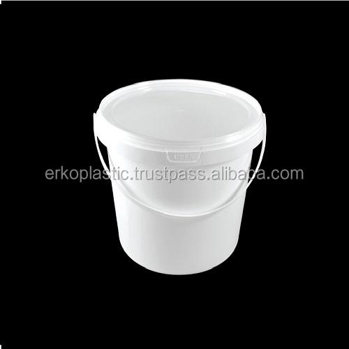 Quality Plastic Bucket 3.75 liter