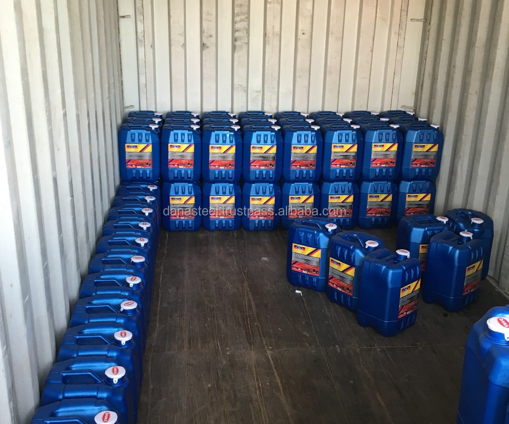 Aceites de motor Full Synthetic- Gasolina y Diesel. SAE 50 Dana Lubes