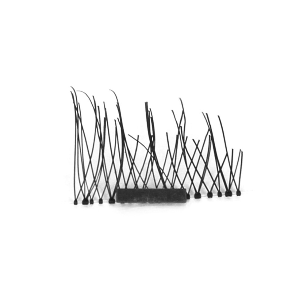 4Pcs/Set 3D Magnetic False Eyelashes Single/Double Magnet Reusable Eye Lashes-false eyelashes-eye lashes-single eyelashes - AliExpress - 웹